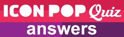 Icon Pop Quiz Answers | Icon Pop Quiz Cheats