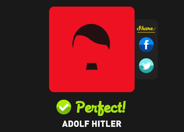 Adolf hitler icon pop quiz
