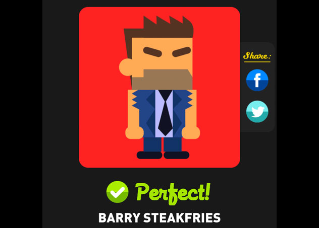 Barry Steakfries