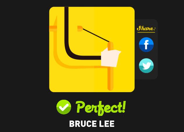 Bruce lee icon pop quiz