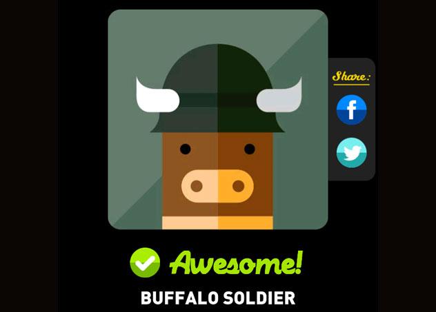 buffalo soldier icon pop quiz answers icon pop quiz cheats