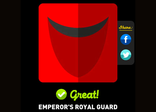 Emperors Royal Guard