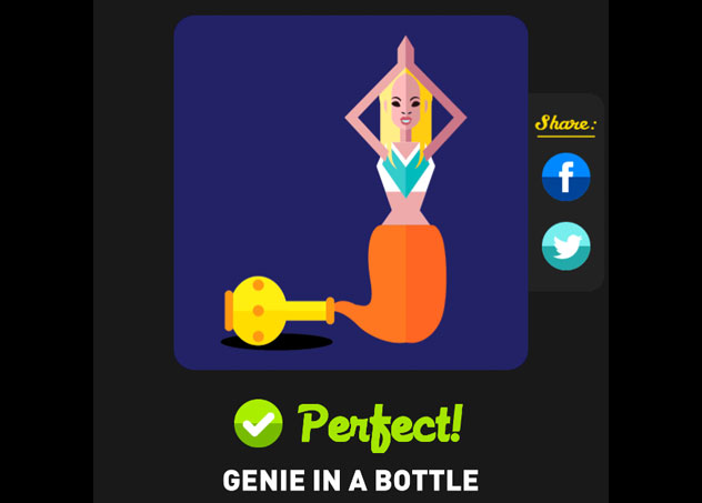 Genie In A Bottle