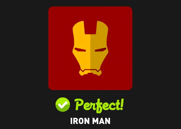 Iron man icon pop quiz