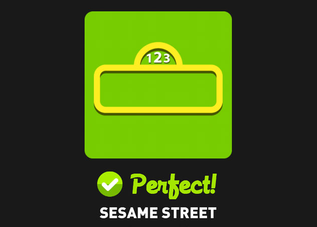 Sesame street icon pop quiz