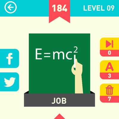 Teacher | Icon Pop Quiz Answers | Icon Pop Quiz Cheats